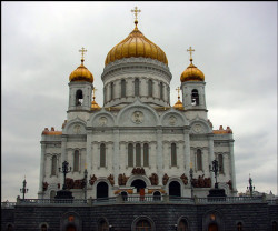 miroslaw  Cathedral of Christ the Saviour (Moscow)  65  2004-07-09 15:53:50