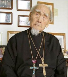 YueAn  Protopriest Fr.Ilias Wen-Zi-Zheng——The Oldest chinese orthodox priest  190  2006-02-13 13:16:22