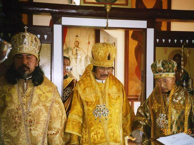 Three Hierarchs of Japan