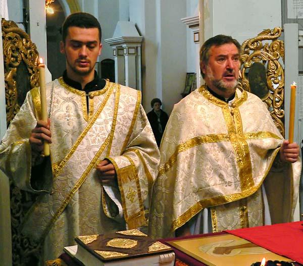 Priester Der Ostkirche