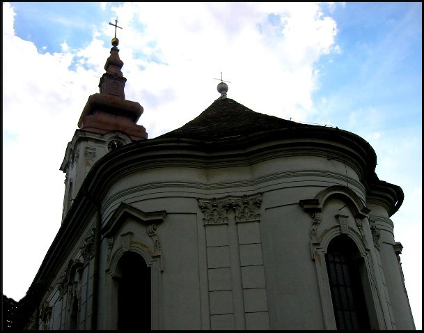 Church of the Dormition of the Holy Virgin in Vrsac - Успенска црква у Вршцу