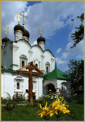 Sergei  The Cathedral of the Coequal With the Apostles Grand Duke St. Vladimir that's in the Old Gardens  2006-07-08 19:36:13