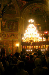 mihaela  Prohod Service for Dormition of Mother of God  105  2006-09-04 22:04:15