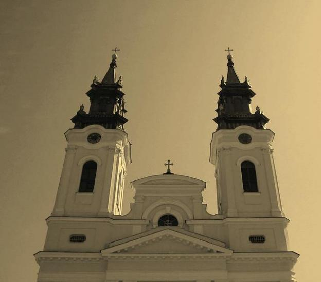 The Cathedral of Arad
