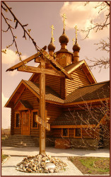 Sergei  The Cathedral-Chapel in Honour of the Icon of Our Lady of Pochaev in Mitino [2]  2007-04-23 09:43:39