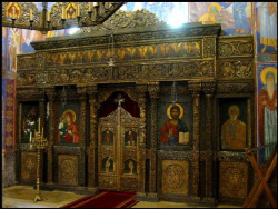 Stefan Nemanja  Iconostasis of the Royal Chapel of St Andrew the First Called,Belgrade  2007-05-30 22:48:00