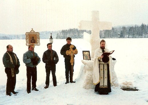 Theophany in Finland