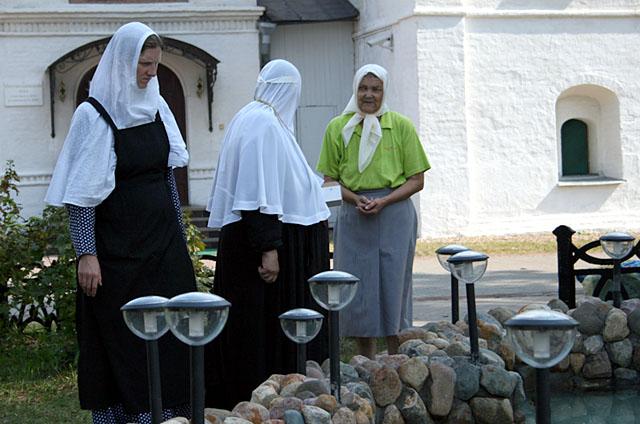Послушницы в толгском монастыре фото 15