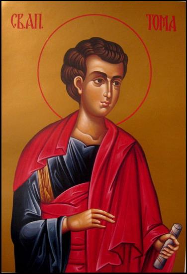Rezultat slika za sveti apostol toma