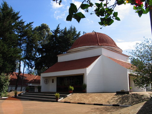 Orthodox church in Orthodox Theological Seminary in Nairobi