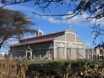 Orthodox church in Nairobi-Riruta