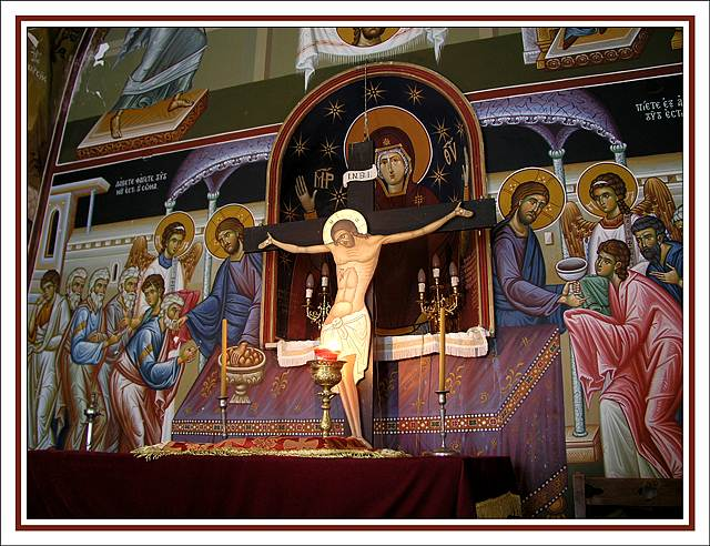 Holy Thursday-The CRUCIFIXION of CHRIST