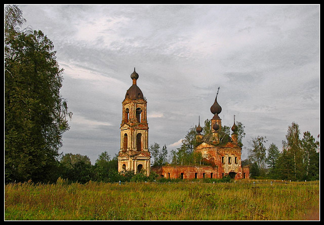Candlemas Day Church (Храм Сретенья Господня)