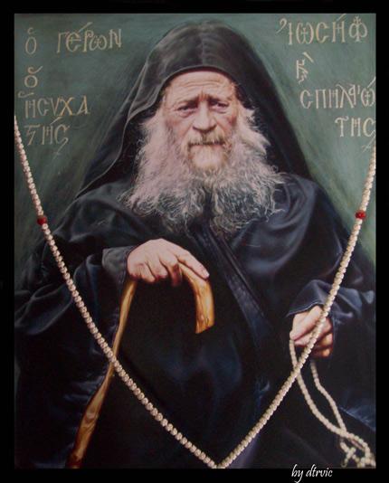 Gheron Iosif - Staretul Athonului