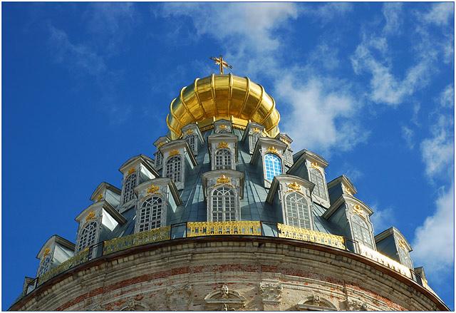 Фотография Новый Иерусалим-1 из раздела архитектура и интерьер 3156488 - фото.сайт - Photosight.ru