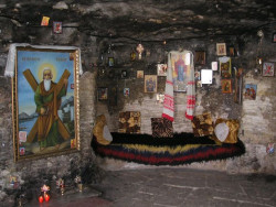 alina5002  The cave of St.Apostle  Andrew - Constanta ~ Dobrogea  2009-06-16 15:25:17