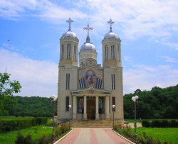 "alina5002  The Church of  Monastery ""Cave St. Andrew "" - Constanta  2009-06-20 11:43:53"