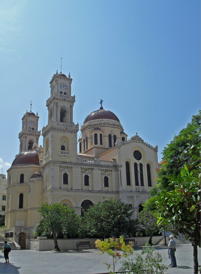 St Mina Cathedral