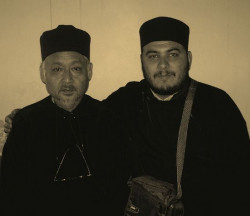 tranda_art  Universality of the Orthodoxy - Priests from Japan and Romania in Holy Mountain-Greece  2009-11-18 00:31:31