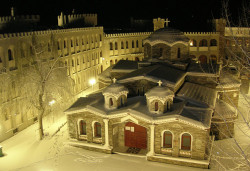 ioakeim  Monastery of Saint Augustine and Saint Seraphim Sarov in Greece.  2009-12-12 21:41:28