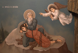 ioakeim  Monastery of Saint Augustine and Saint Seraphim Sarov in Greece.  2010-01-20 22:17:59