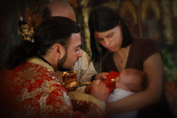 + petar +  my son's first eucharist  2010-07-26 08:40:31