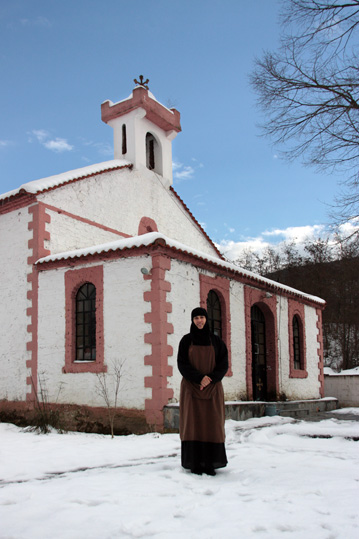 Holy Monastery of Saints Constantine and Helen, Komnina, Stayroupolis - Xanthi.