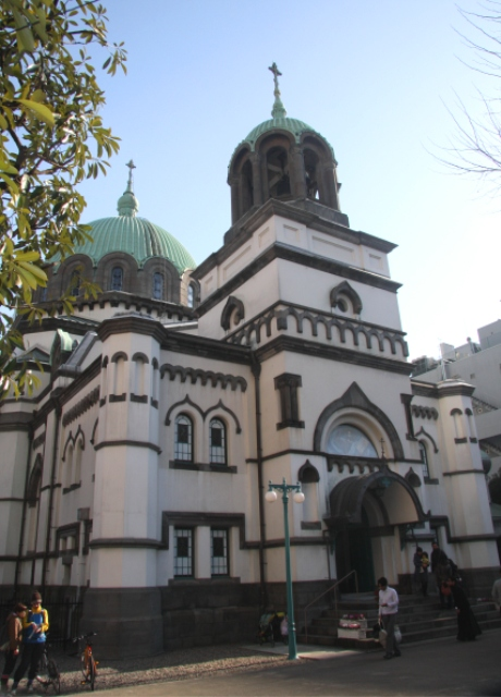 Holy Resurrection Cathedral ( Nicholai - Do ) - Tokyo