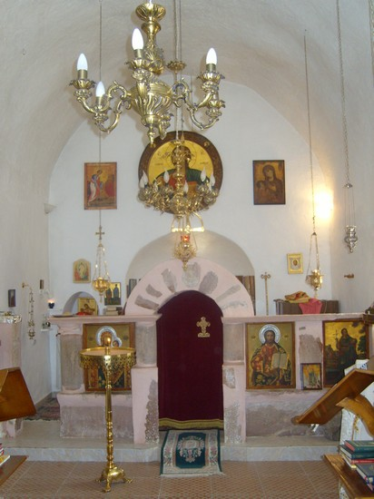 Orthodox Monastery of nuns Pharan (2).
