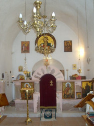 jerusalempics  Orthodox Monastery of nuns Pharan (2).  2011-01-27 21:17:11