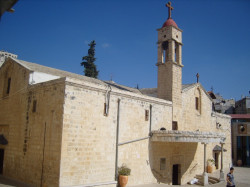 jerusalempics  Orthodox Church from Nazareth.  2011-03-21 20:16:42