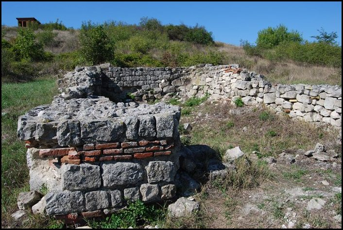XII-XIVc. - Fortress Ovech - Provadiya(Varna District)