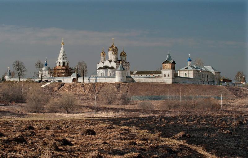 лужецкий монастырь картинки прощения