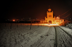 Oana  Prima nea / First snow  2012-01-21 21:50:45