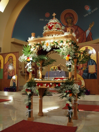 The Holy Tomb, Good and Holy Friday St Luke Church Erie Colorado