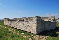 terziev  Curch XIVc. - Cape Kaliakra (Dobrich District)  2012-04-13 10:58:12