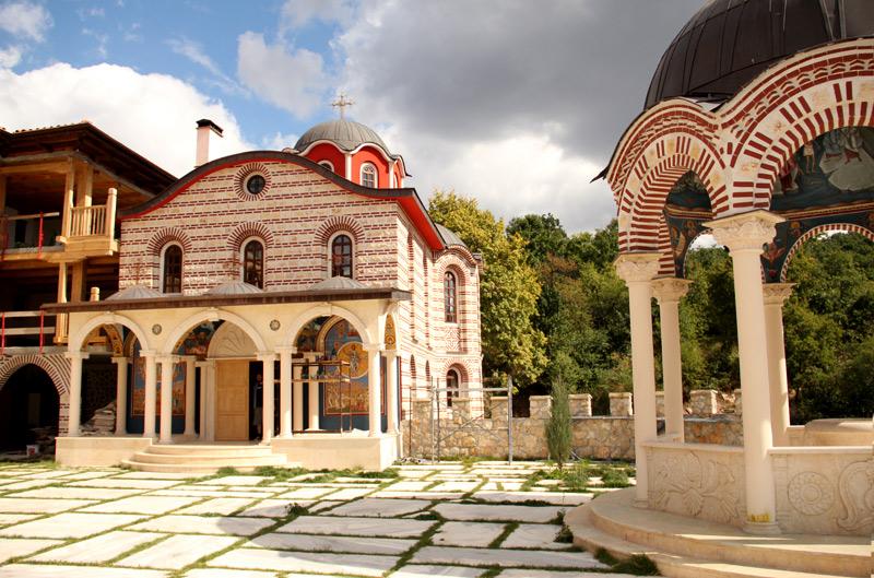 Orthphoto Giginski Manastir Sv Sv Kozma I Damyan Anima Mea