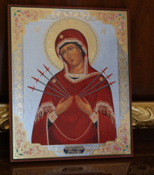 Meldelen  Panagia of the Seven Arrows  2012-09-01 13:49:29