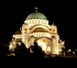 Xenia  Temple of Saint Sava - Belgrade  2012-09-09 22:20:40