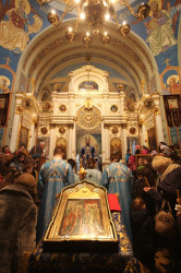 jarek1  The feaast of Presentation of Jesus Christ at the Temple in Bialystok's cathedral 5  2013-02-17 16:53:14