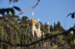 jarek  Rusian St. Mary Magdalene church in Jerusalem  2013-03-12 17:27:10