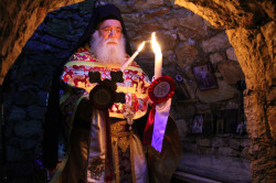 ioakeim  Resurrection in Monastery of Saint Augustine and Saint Seraphim Sarov.  2013-05-31 22:54:04