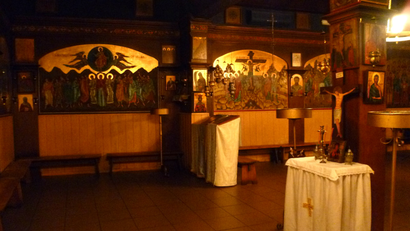 orthodoxy abroad