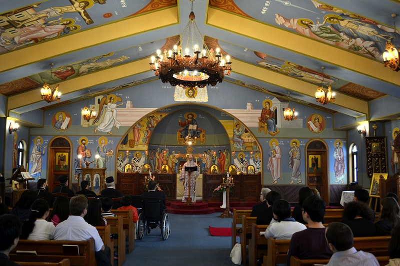 Orthodox Church of the Annunciation of Holy Theotokos in Busan