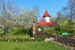 gabriel77  Monastery St John the Russian from Giurgiu, Romania  2014-03-30 23:57:13