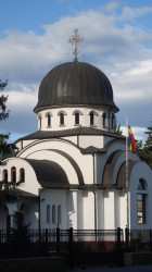 Diandra  Church of the Dormition in Targu Jiu  2014-03-31 16:30:26