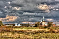 KLAN  Uspensky monastery and former Annunciation monastery in the village of Dunilovo Shuya district, Ivan  66  2014-07-29 10:02:33