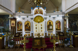 mobilwizard  Holy Resurrection Orthodox Church, Berlin, NH   2014-08-24 17:40:24