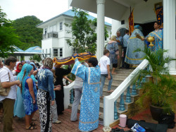 oHellKungo  Celebration of the Dormition of the Mother of God!  2014-08-29 17:01:12