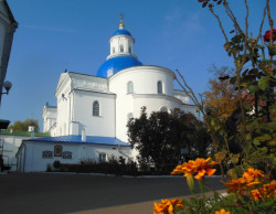 jarek1   The main church of Zhyrovichy Monastery